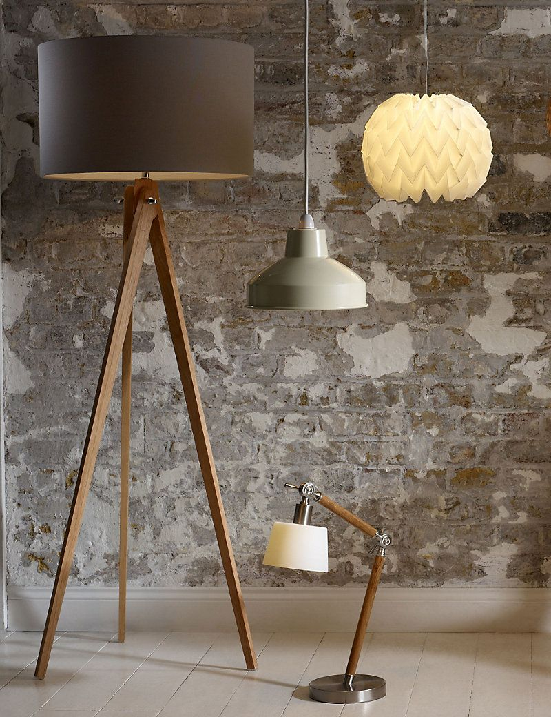 Floor Standing Lamps Marks And Spencer Display Cabinet