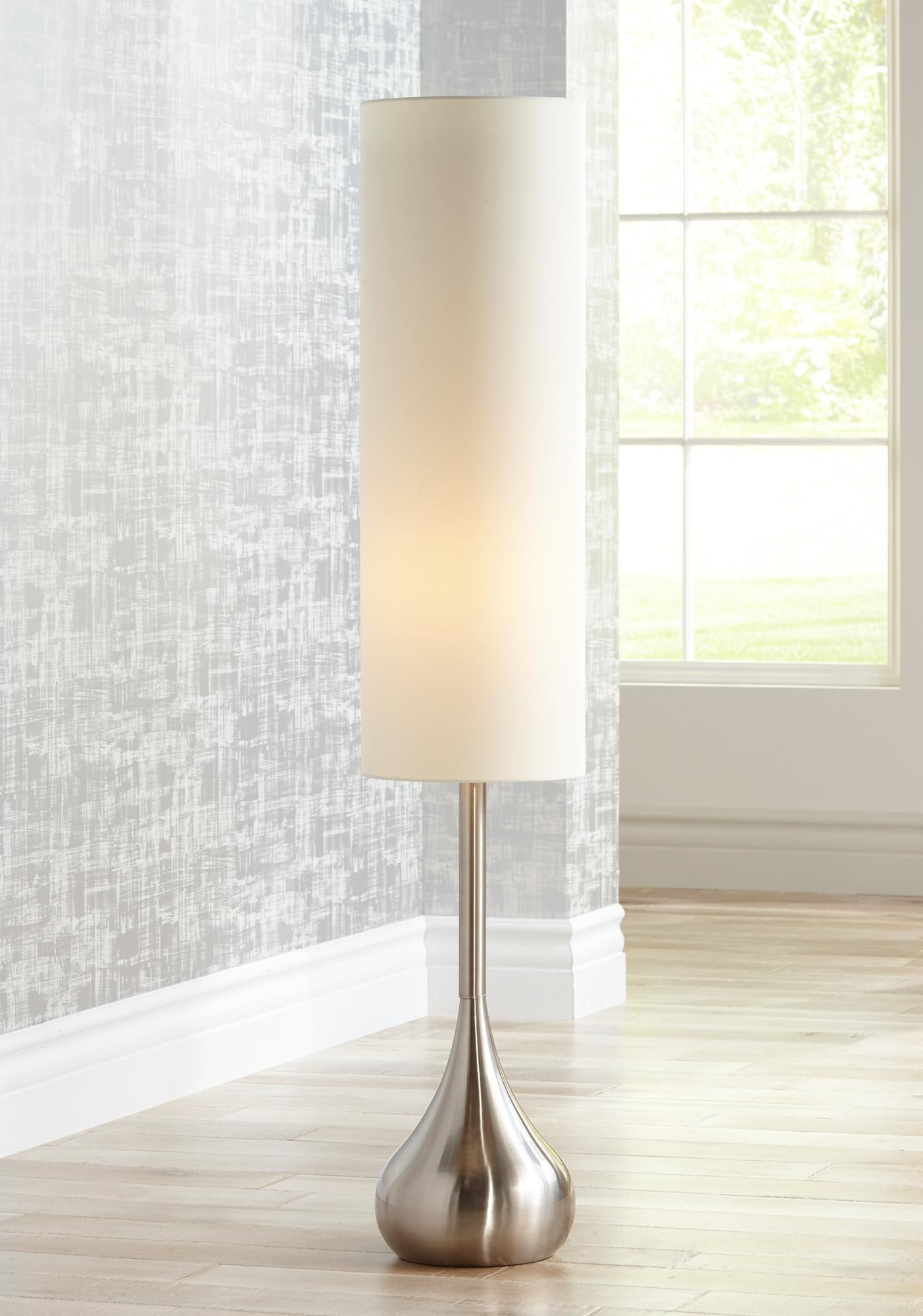 Moderne Droplet Floor Lamp
