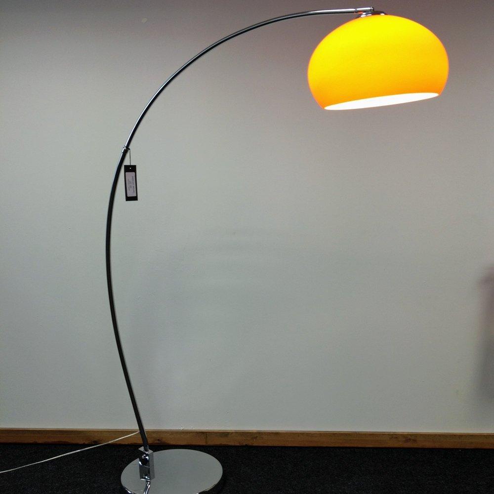 Retro Lighting Lrfloororange 1 Light Modern Floor Lamp Eiko throughout sizing 1000 X 1000
