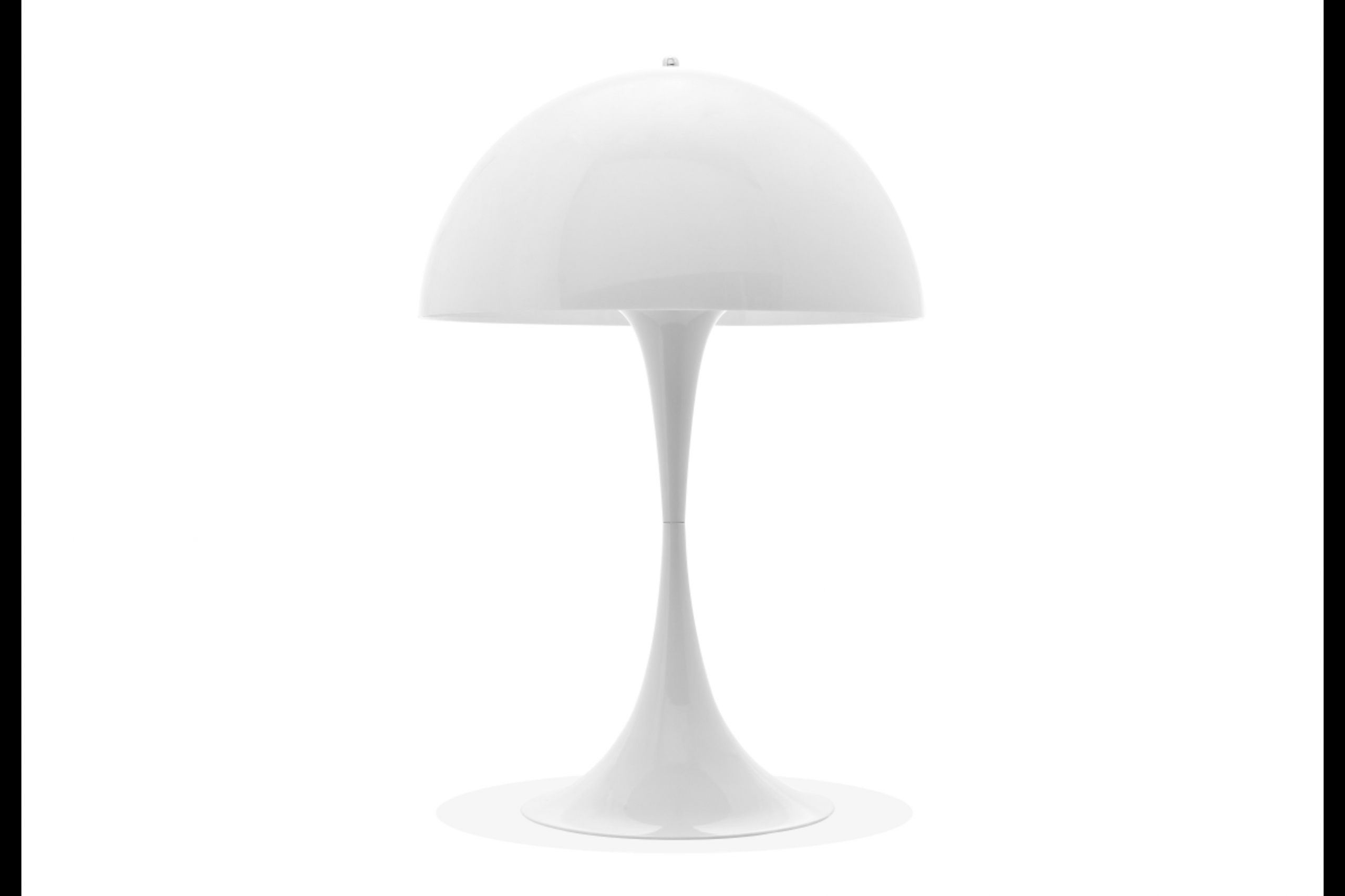Verner P Panthella Table Lamp Just Design intended for dimensions 3336 X 2224