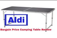 Adventuridge Camping Table From Aldi Review for dimensions 1280 X 720