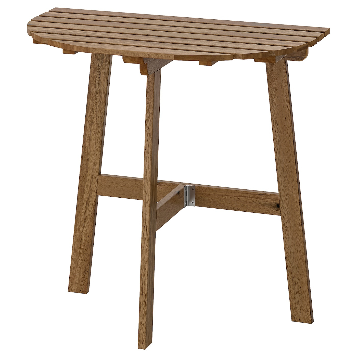 Askholmen Table For Wall Outdoor Folding Gray Brown Stained Light Brown Stained Light Brown 27 12x17 38 70x44 Cm within measurements 1400 X 1400