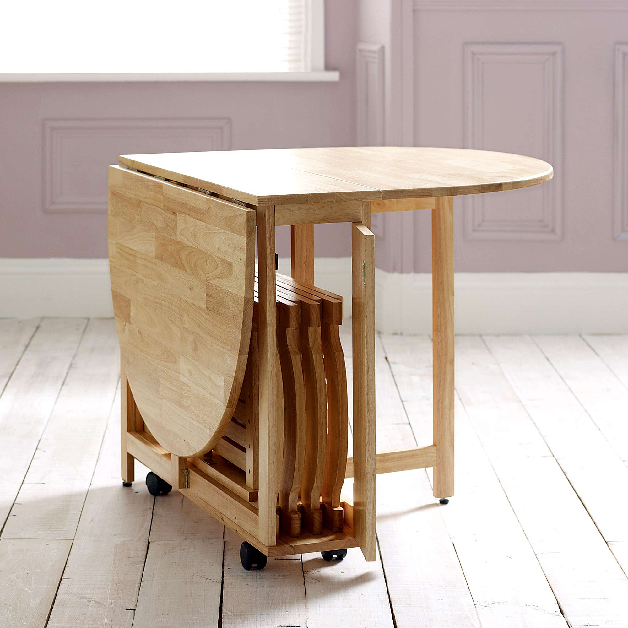 Choose A Folding Dining Table For A Small Space Adorable Home intended for proportions 2000 X 2000