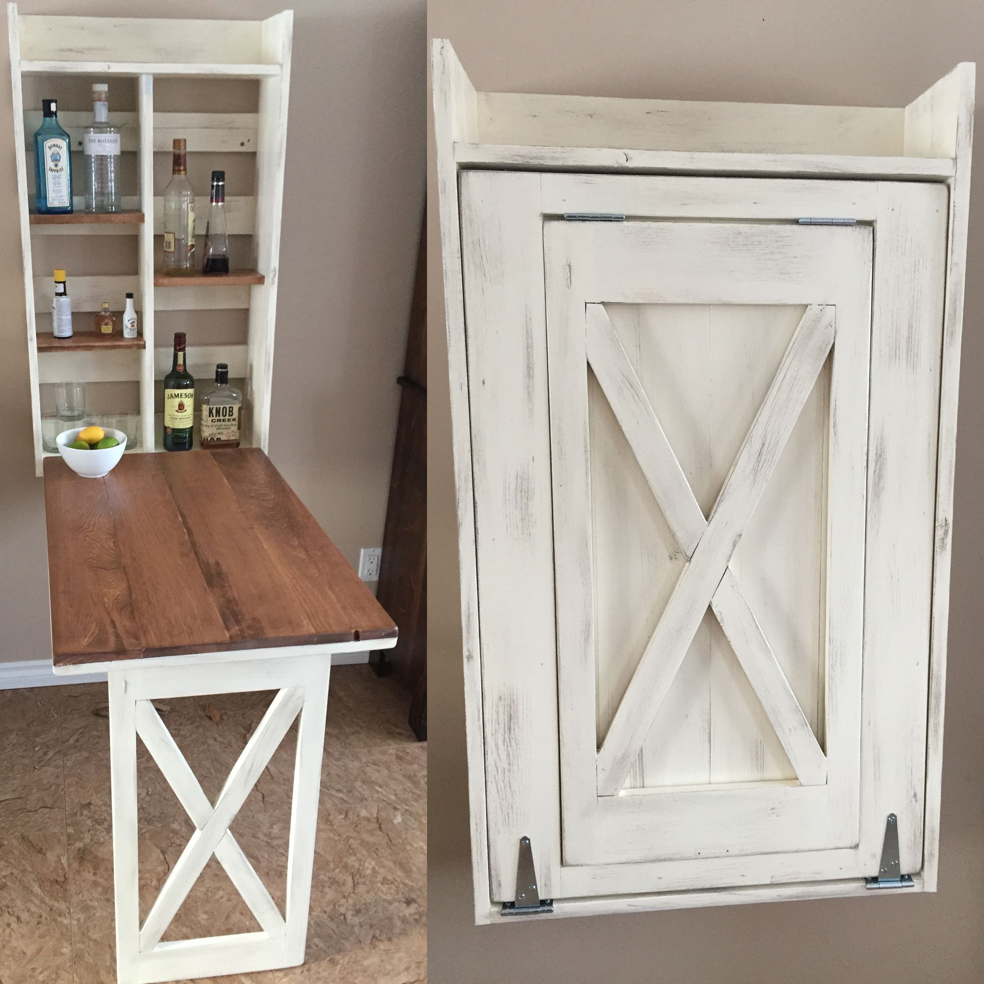 Drop Down Murphy Bar Diy Projects Diy Furniture Small throughout proportions 2000 X 2000