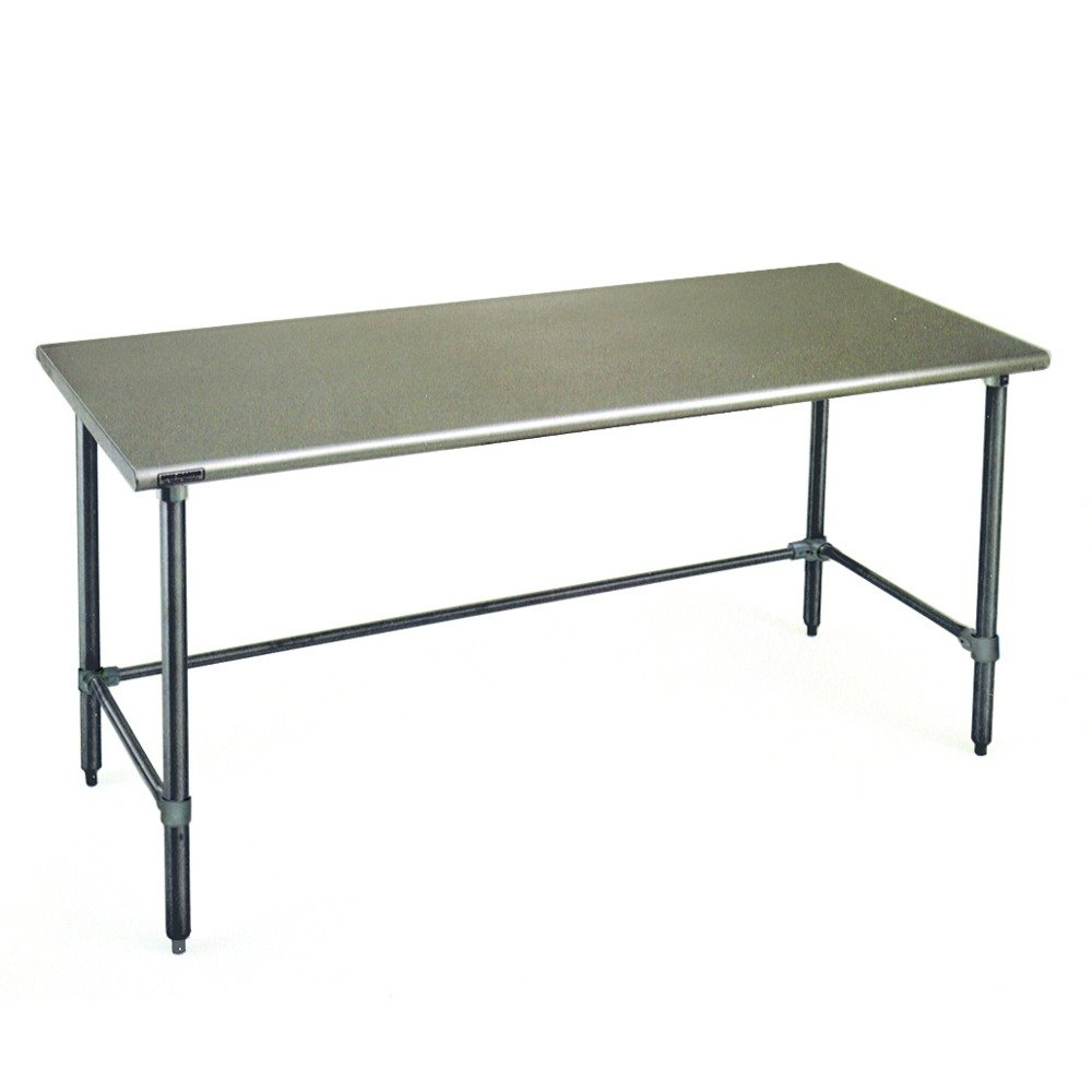 Eagle Group T3684stb 36 X 84 Open Base Stainless Steel Commercial Work Table inside size 1000 X 1000