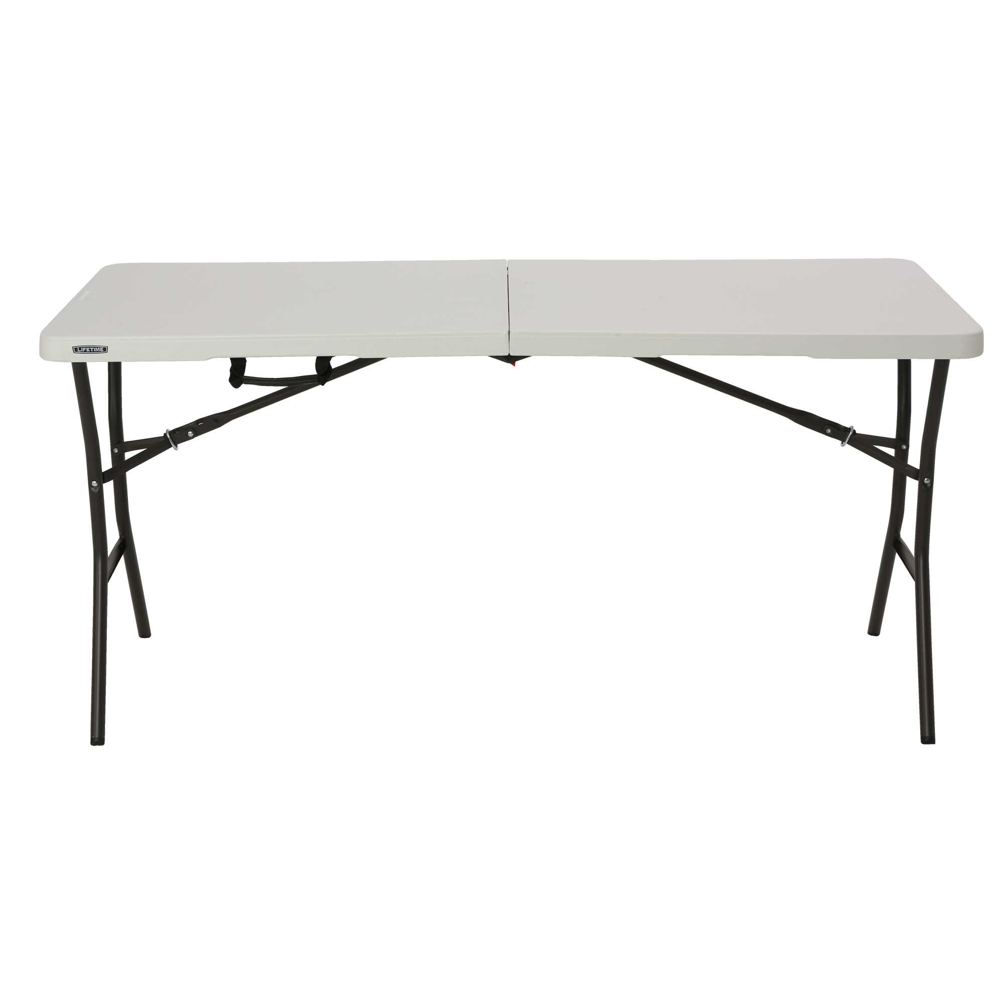 Lifetime 5 Essential Fold In Half Table Pearl 280513 in sizing 2000 X 2000