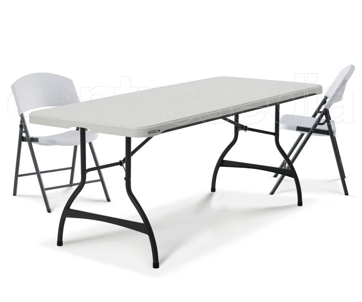 Lifetime 80272 Folding Table 183x76cm Folding Tables inside dimensions 1200 X 1000