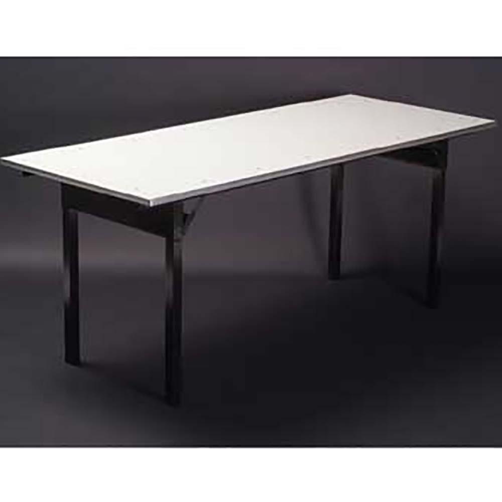 Maywood Dforig4896 Original Rectangular Folding Table 96 X 48 X 30 In with regard to sizing 1000 X 1000
