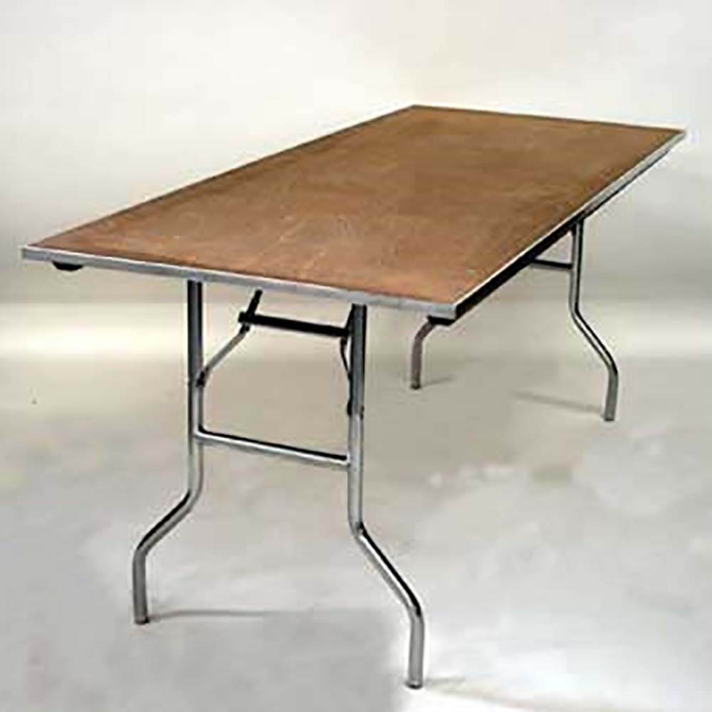 Maywood Mp4896 Rectangular Folding Table 96 X 48 X 30 In intended for size 1000 X 1000