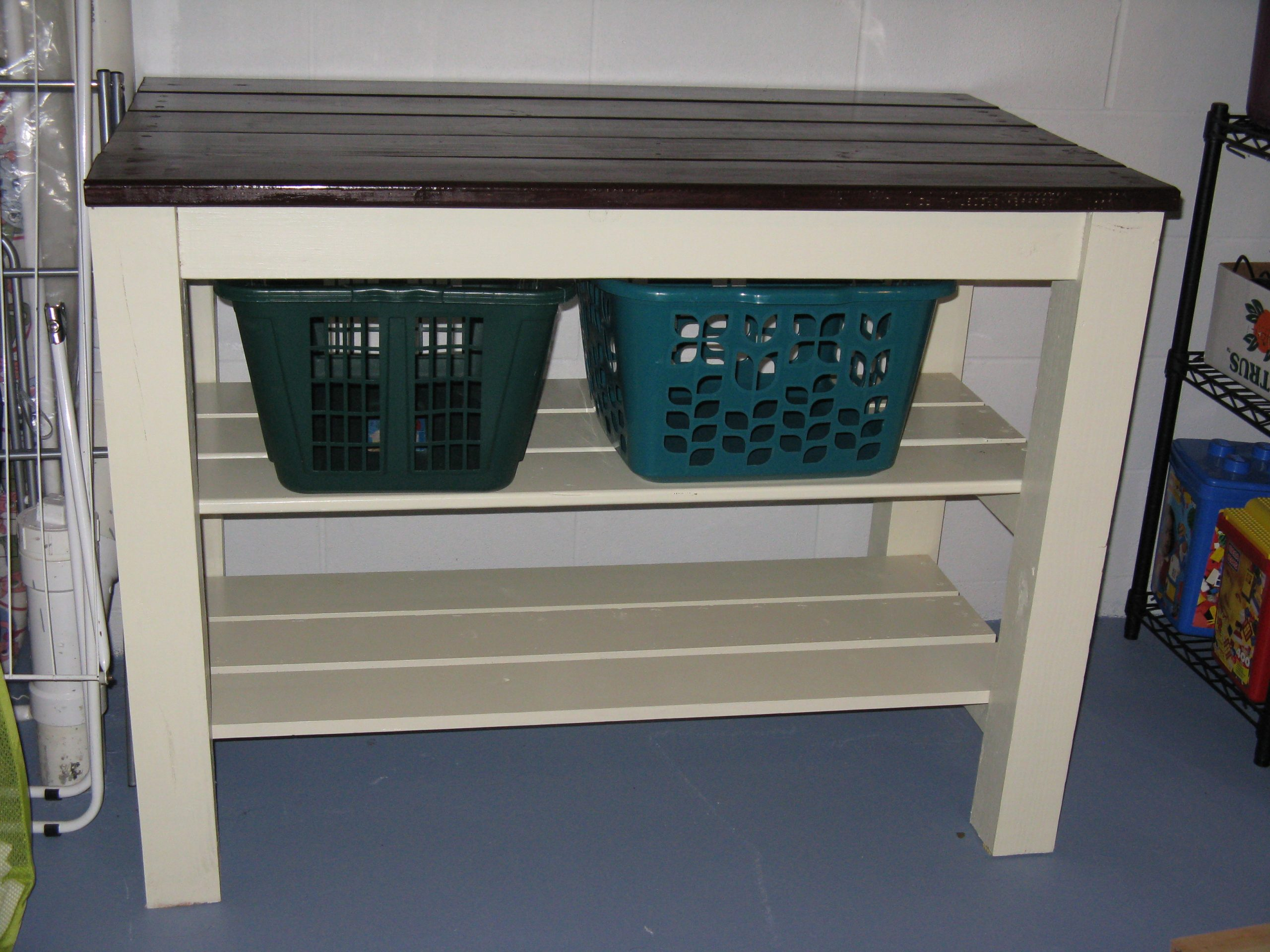 Modern Laundry Table Innovative Wall Mounted Folding With inside sizing 3264 X 2448