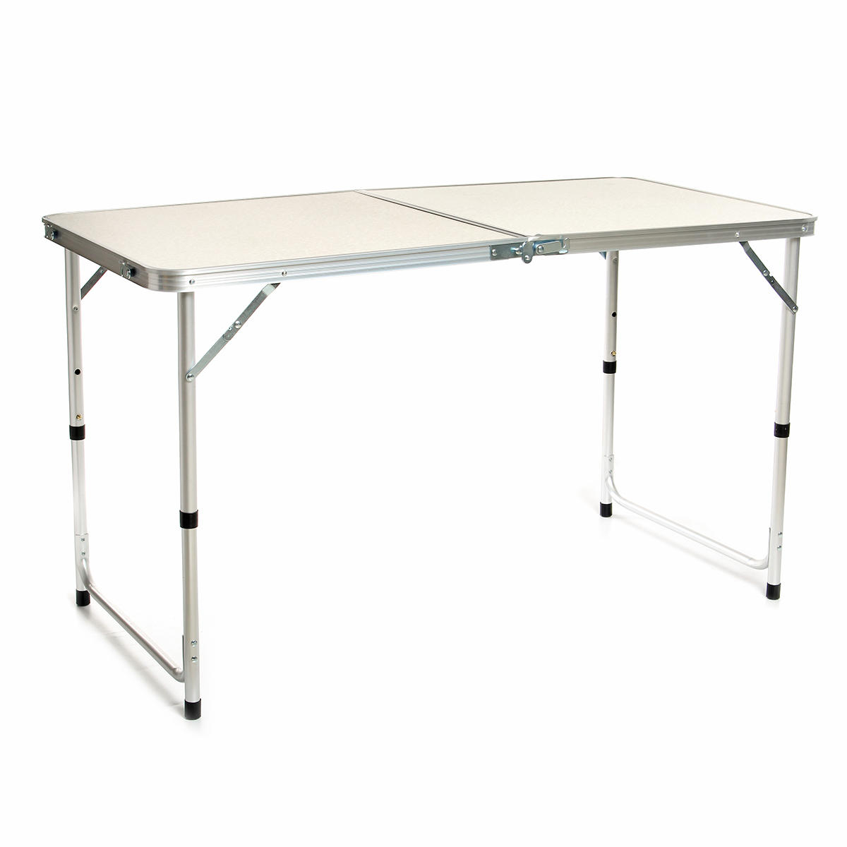 Portable Folding Table Laptop Desk Study Table Aluminum Camping Table With Carrying Handle And Adjustable Legs Table For Picnic Beach Outdoors regarding size 1200 X 1200