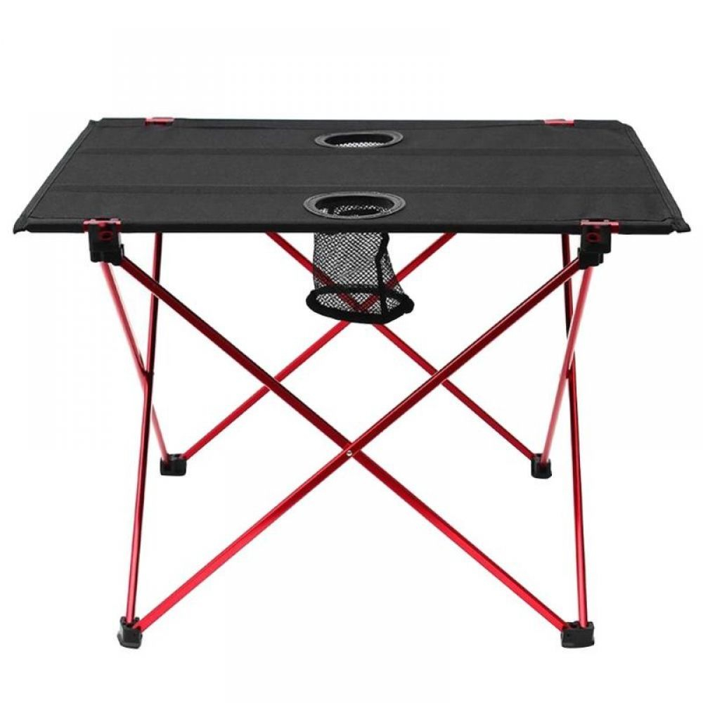 Portable Table For Camping Camping Table Aluminium Alloy throughout measurements 1000 X 1000