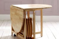 Rubberwood Butterfly Table With 4 Chairs Dunelm Kitchen with regard to proportions 960 X 960