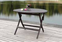 Safavieh Ellis 409 In Brown Rattan Round Folding Patio Dining Table with sizing 1000 X 1000