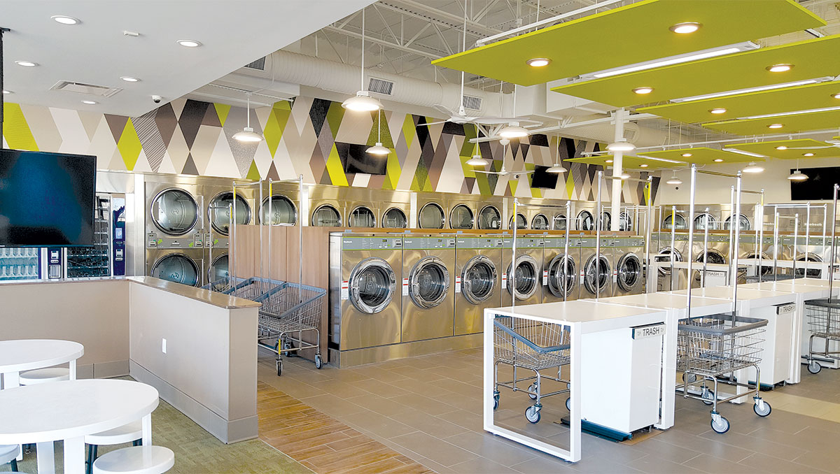 Trends In Laundry Furnishings American Coin Op intended for proportions 1200 X 678