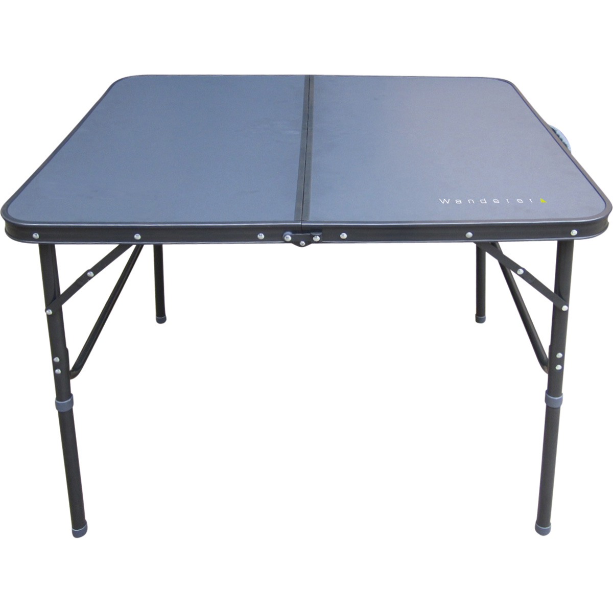 Wanderer Aluminium Folding Table pertaining to dimensions 1200 X 1200