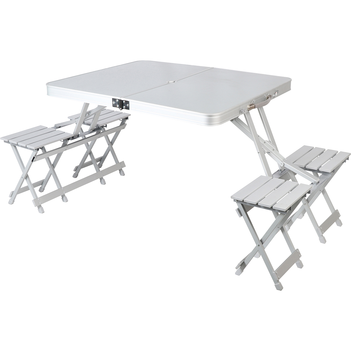 Wanderer Folding Table And Chair Set for sizing 1200 X 1200